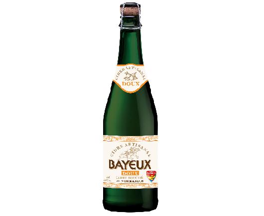 Cidre Bayeux Doux «Cavalier» CCP/IGP Cidre de Normandie