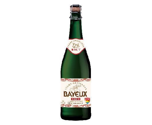 Cidre Bayeux Brut «Cavalier» CCP/IGP Cidre de Normandie