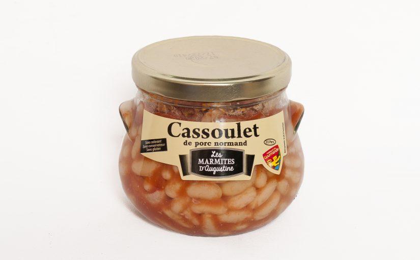 Cassoulet de Porc normand