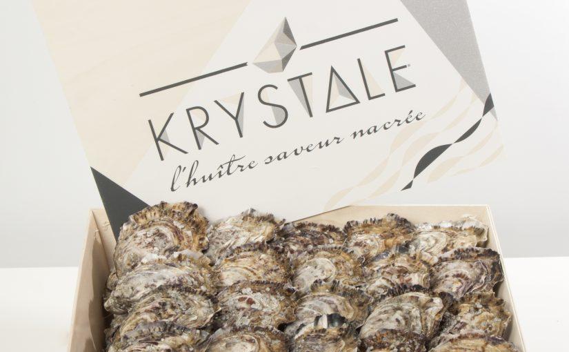 Huîtres Krystale