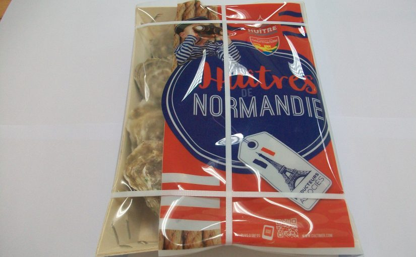 Huîtres fines de Normandie