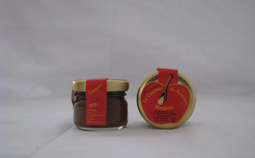 Caramel de Pommes Dieppois à la cannelle