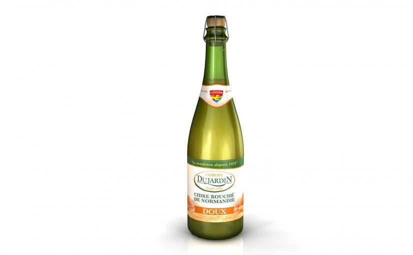 Cidre bouché doux de Normandie CCP/IGP