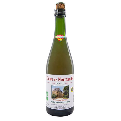 Cidre de Normandie IGP AB Brut Manoir de Durcet