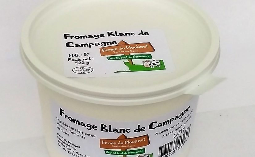 Fromage blanc de campagne