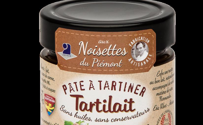 Pâte à tartiner aux noisettes du Piémont