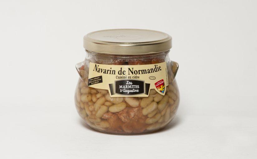 Navarin de Normandie cuisiné au cidre