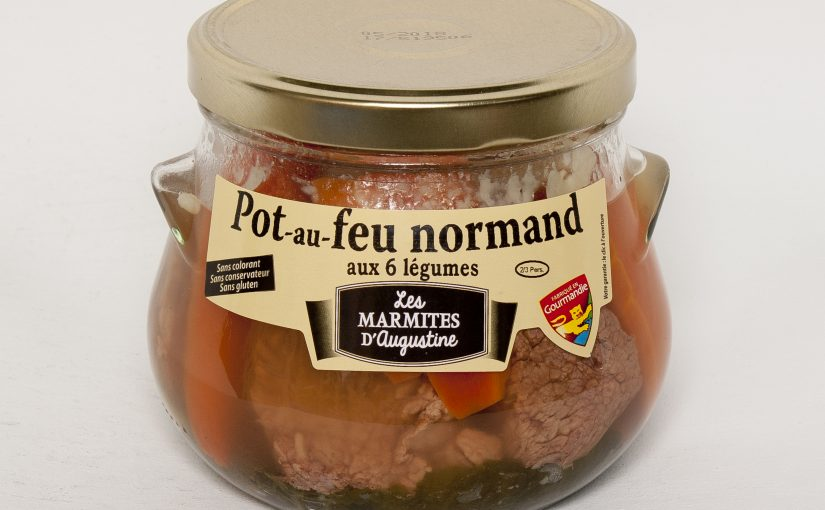 Pot au feu Normand aux 6 légumes