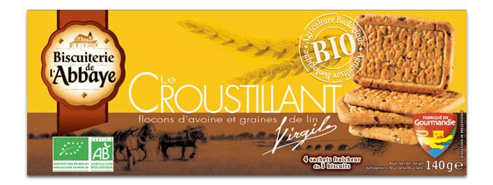 Le Croustillant Bio
