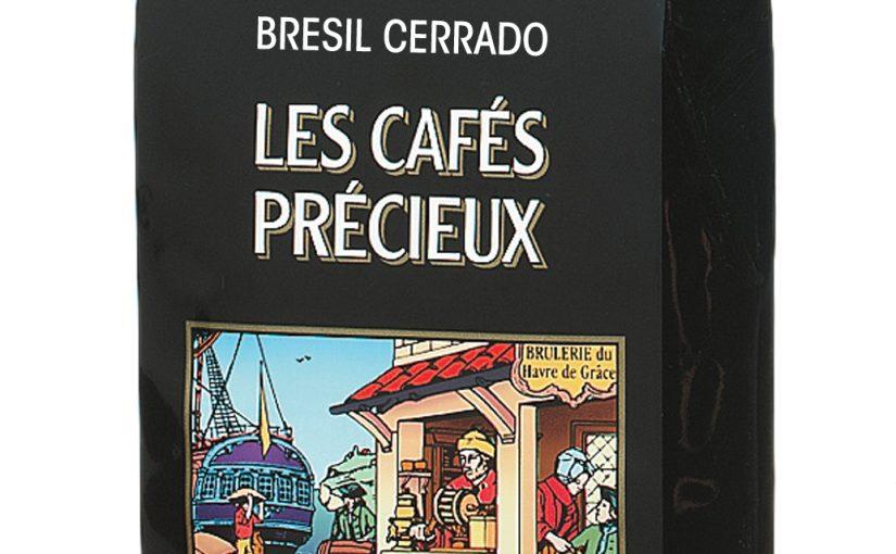 Café pure origine Brésil Cerrado moulu filtre