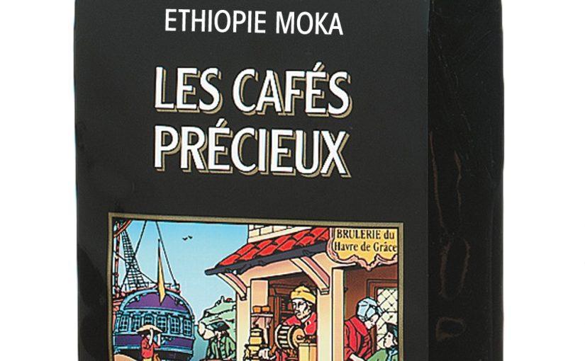 Café pure origine Ethiopie Kaffa Djimah moulu filtre