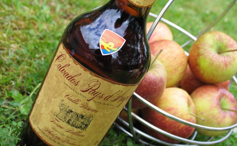 Calvados Pays d'Auge AOC – Vieille réserve 4 ans – Belleau