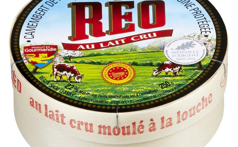 Camembert de Normandie AOP «REO»