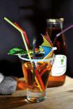 Cocktail Gourmandie