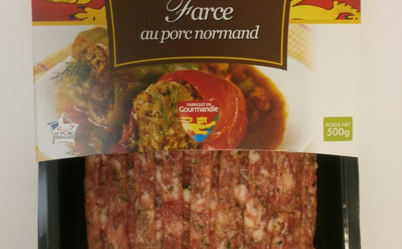 Farce au porc Normand