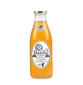 Jus de pomme Basilic