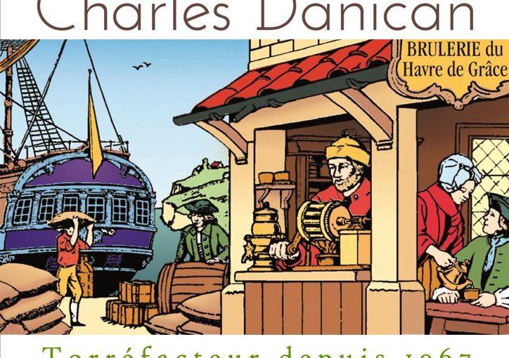 Cafés Charles Danican