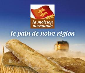 Baguette de tradition française La moisson Normande