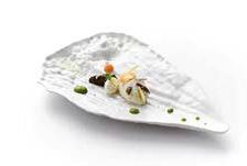 Mousseline de cabillaud à la crème fraîche aop d'isigny