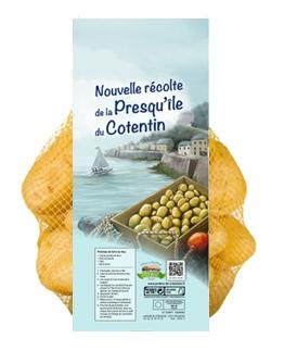 Pomme de terre primeur de la Presqu'île du Cotentin