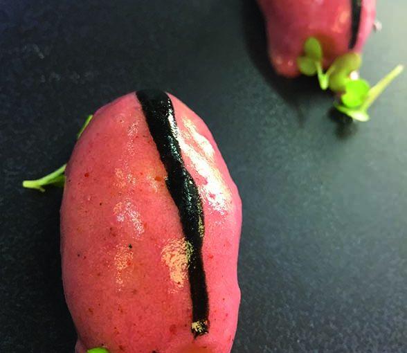 Pomme de terre au jambon fumé de la Manche