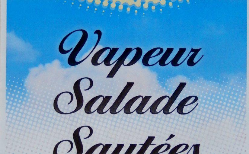 Pommes de terre «spéciales salade, vapeur, sautées»
