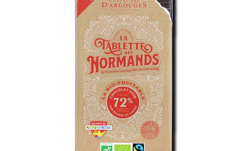 La Tablette Bio-Fairtrade chocolat noir