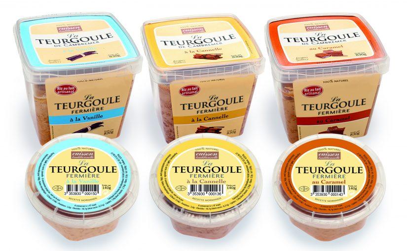 Teurgoule de Cambremer à la vanille