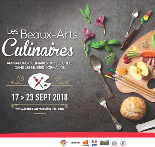 Les Beaux Arts Culinaires 2018