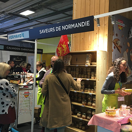Le savoir-faire normand au Made In France Expo