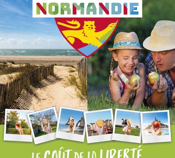 Les produits Saveurs de Normandie mis en avant