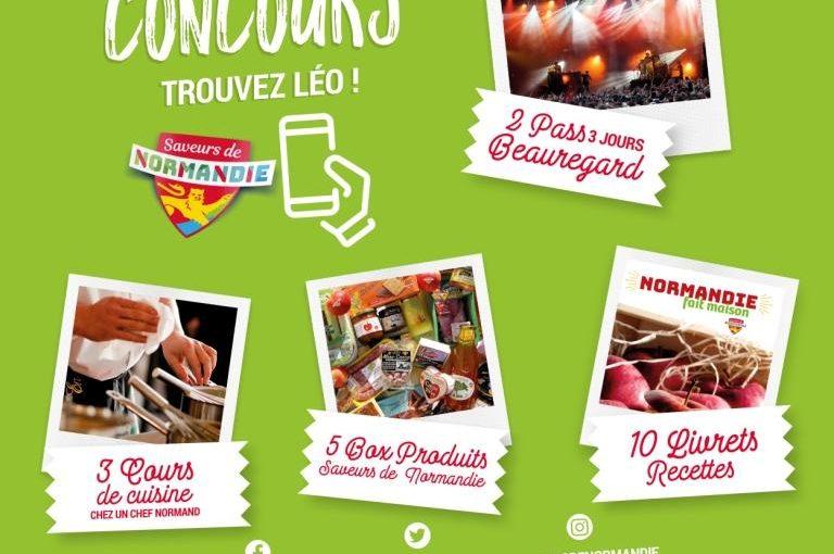 Jeu concours Saveurs de Normandie