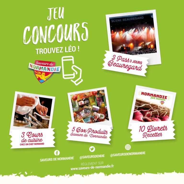 Jeu concours_Saveurs de Normandie