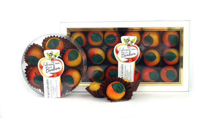 Pommes au Calvados