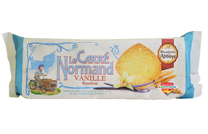 Le Carré Normand Vanille
