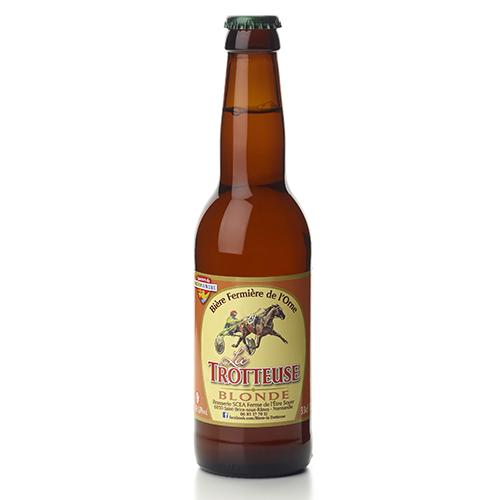 Bière Fermière de l'Orne Blonde