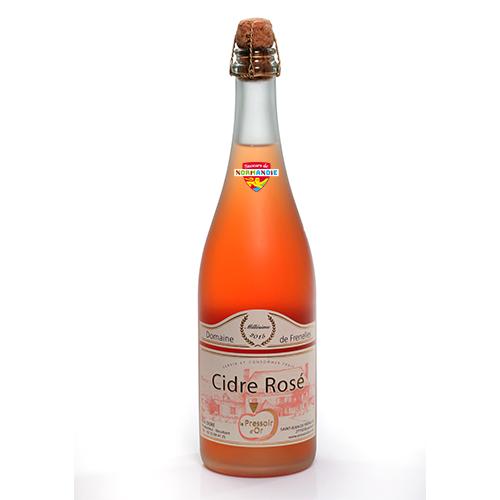 Cidre Rosé Le Pressoir d'Or