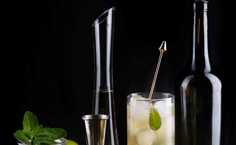 Cocktail Apple Mojito