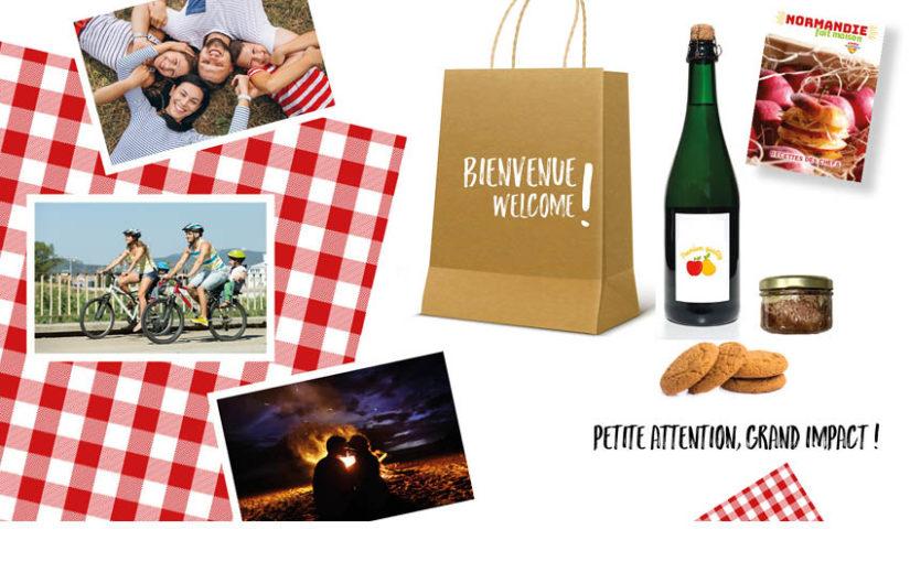 Tourisme / Kit d'accueil «Pique-nique normand»