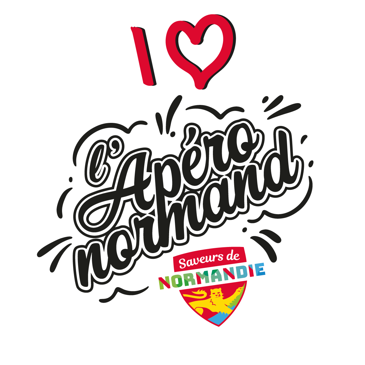 I love Apéro Normand