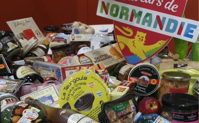 Nouveaux produits Saveurs de Normandie