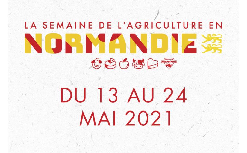Semaine de l'Agriculture Normande 2021
